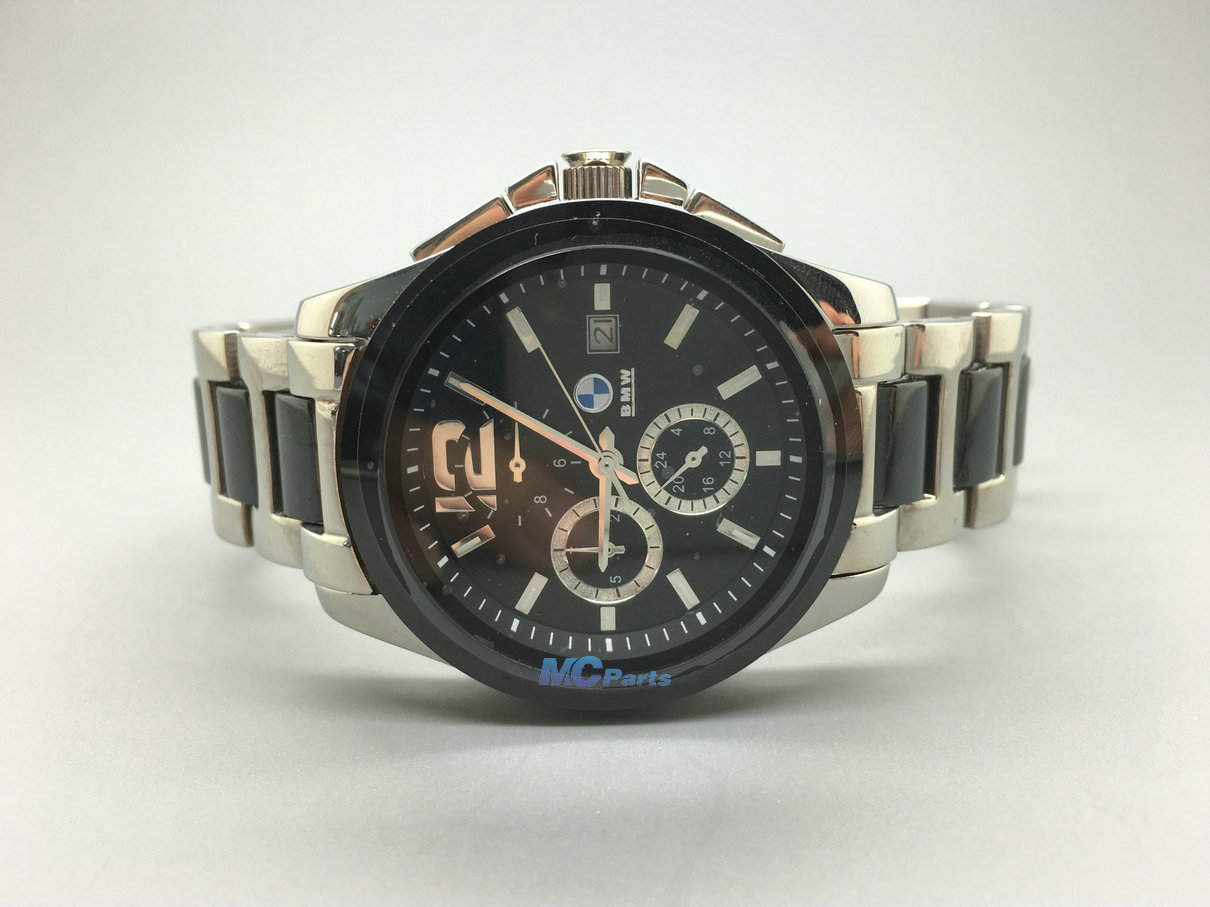 automatic chronograph ceramics watch sports for bmw x5 x6. Black Bedroom Furniture Sets. Home Design Ideas